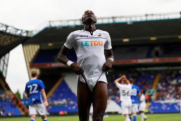 Birmingham City vs Swansea City - Pre Season Friendly