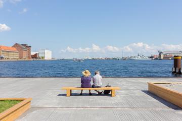Mature Couple, Copenhagen