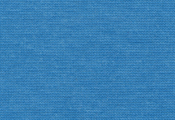 Viscose stretch, blue color texture backdrop high resolution