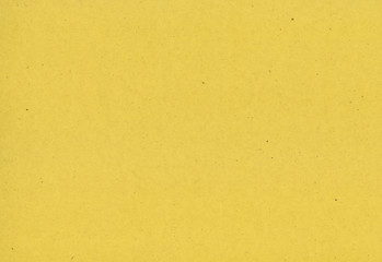 yellow old cardboard texture background, high resolution
