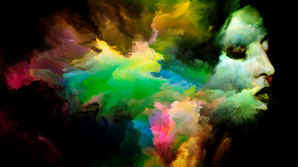 Colors of Insanity