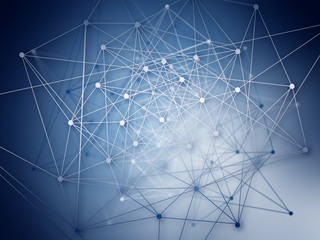 Concept of Network, internet communication