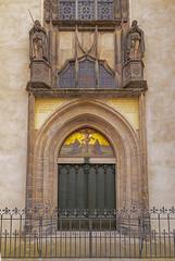 Thesentür von Martin Luther an der Schlosskirche von Lutherstadt Wittenberg