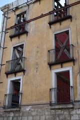 Casas antiguas.