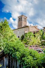 La Chartreuse de Sainte-Croix-en-Jares dans le Pilat