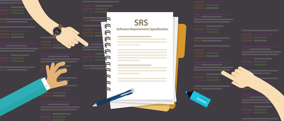 SRS Software Requirements Specification computer information technology IT