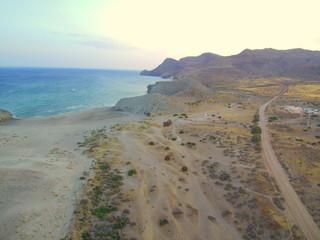 Cabo de Gata. Costa de Almeria, Andalucia