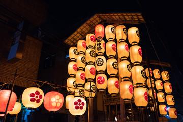 京都 祇園祭 宵山 油天神山