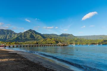 Hanalei Bay Morning