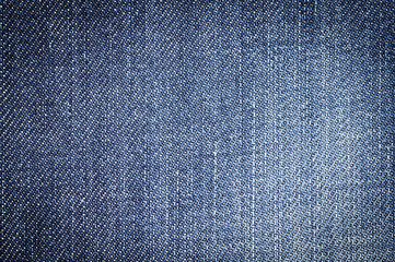Denim jeans fabric texture background for beauty clothing / fashion business design and industrial construction idea concept.