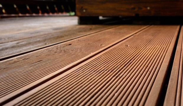 Terrassendielen  Dielenboden Terrasse Balkon Sibirische Lärche Boden Holz