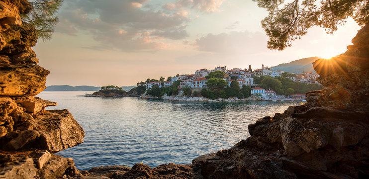 Traumhafte griechische Urlaubsinsel