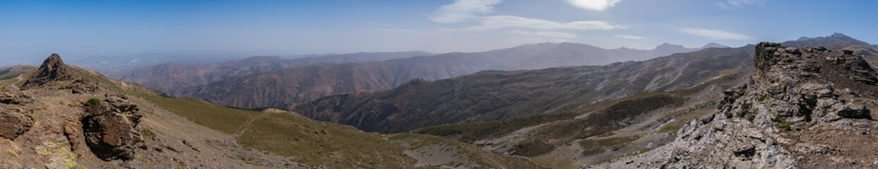 Sierra Nevada Panorama I