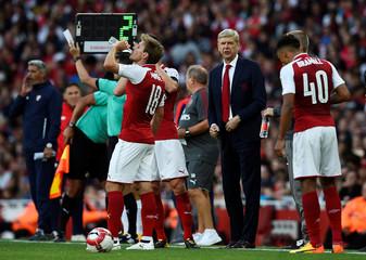 Arsenal vs Sevilla - Emirates Cup - Pre Season Friendly Tournament