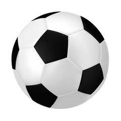 soccer ball in vector