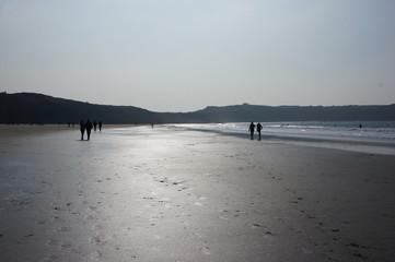 plage des blancs sablons
