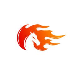 fire spirit horse