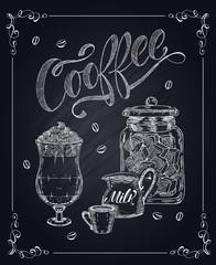 Coffee Hand Drawn Illustration