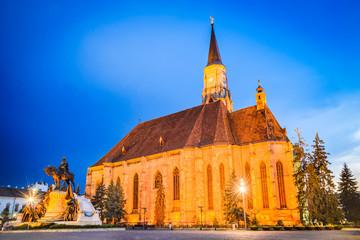 Fotomurales - Cluj in Transylvania, Romania