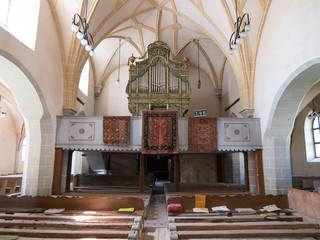 Harman fortified Church organ