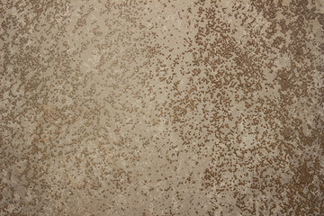 Texture of brown stone leather