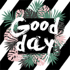 good day poster