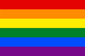 Standard Proportions for Gay Flag