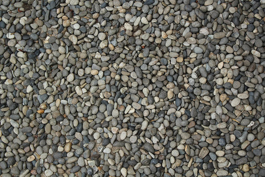 Pebbles texture or background