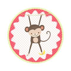 Cat badge