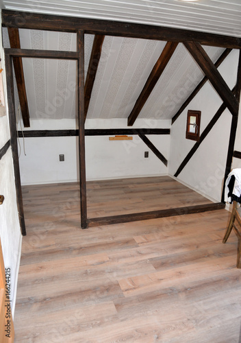 Altbau Fachwerkhaus Sanieren Balken Stock Photo And Royalty Free