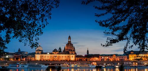 Dresden am Abend