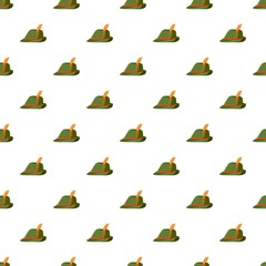 Oktoberfest tirol hat pattern