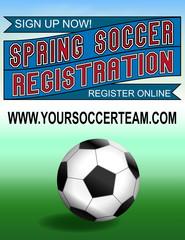 Spring Soccer Registration