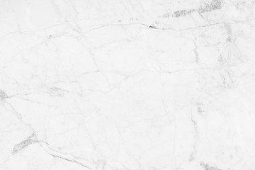 White marble texture natural background.