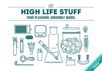 High life stuff
