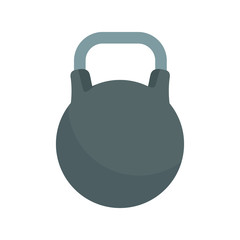 kettlebell icon sport and fitness weight symbol