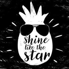 Shine like the star