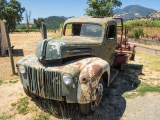 Ford Jailbar Pickup