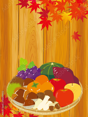 秋の味覚 イラストfotoliacom の ストック画像とロイヤリティフリーの
