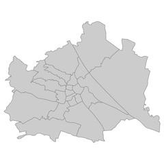 Wien - Bundeshauptstadt Österreich