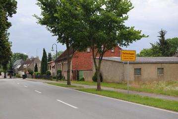Bauarbeiten in Steffenshagen