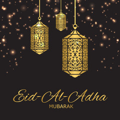 "Eid-Al-Adha (also called the ""Sacrifice Feast"") background"