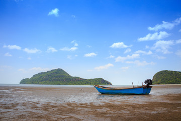 The sea of Thailand