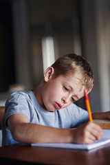 Homework child