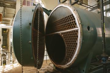 Enormous Boiler