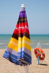 ombrellone colorato