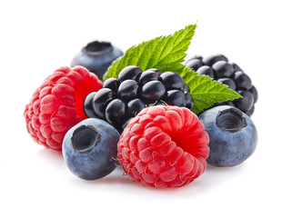 Mix berries
