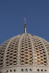 The Sultan al Qaboos Grand mosque in Mascat, Sultanate of Oman
