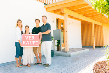 German Family Selling Their House