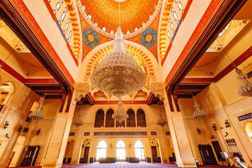 Mohammad Al Amin Mosque in Beirut, Lebanon.